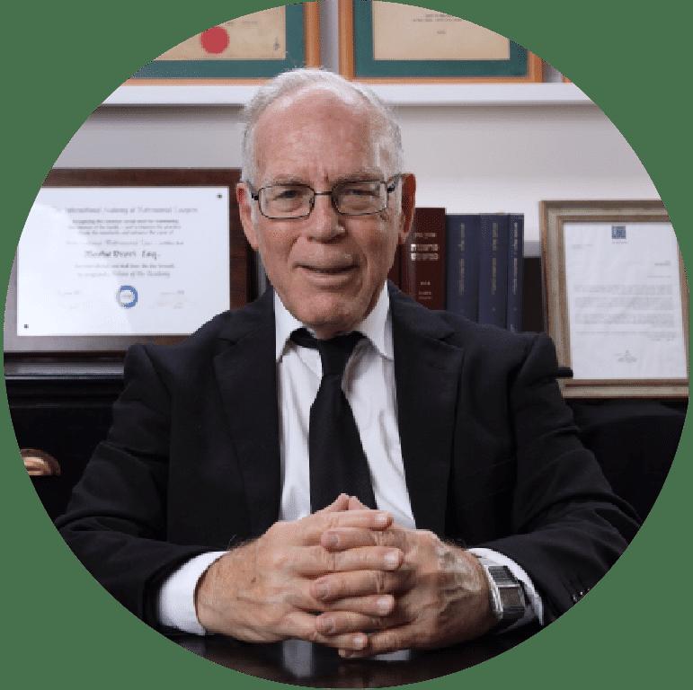 תמונה של השופט משה דרורי